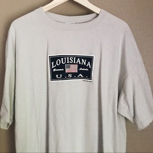 Vintage Louisiana USA Tee